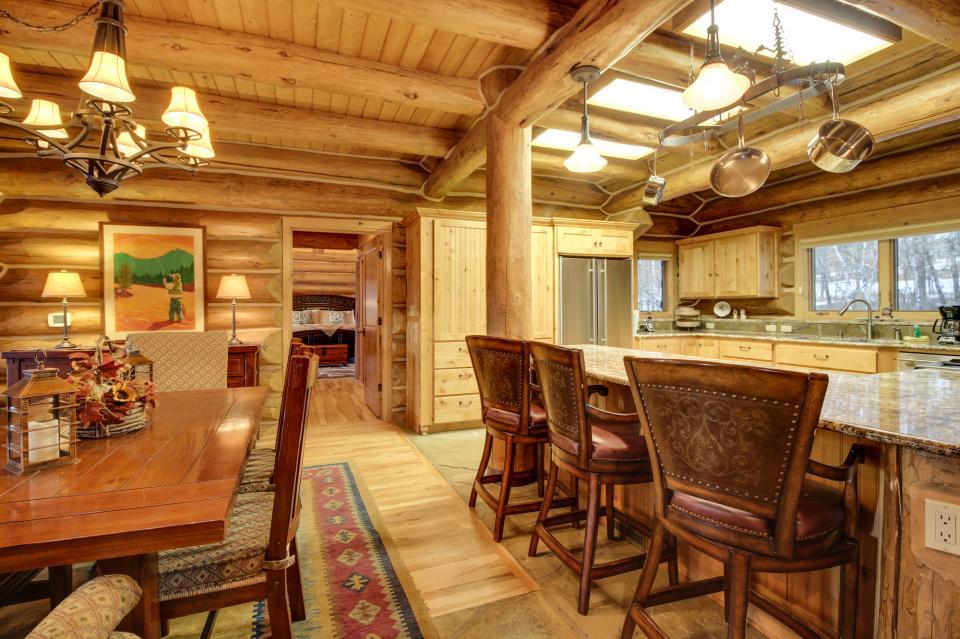 Lake Fork Lodge - McCall Vacation Rental - Photo 26
