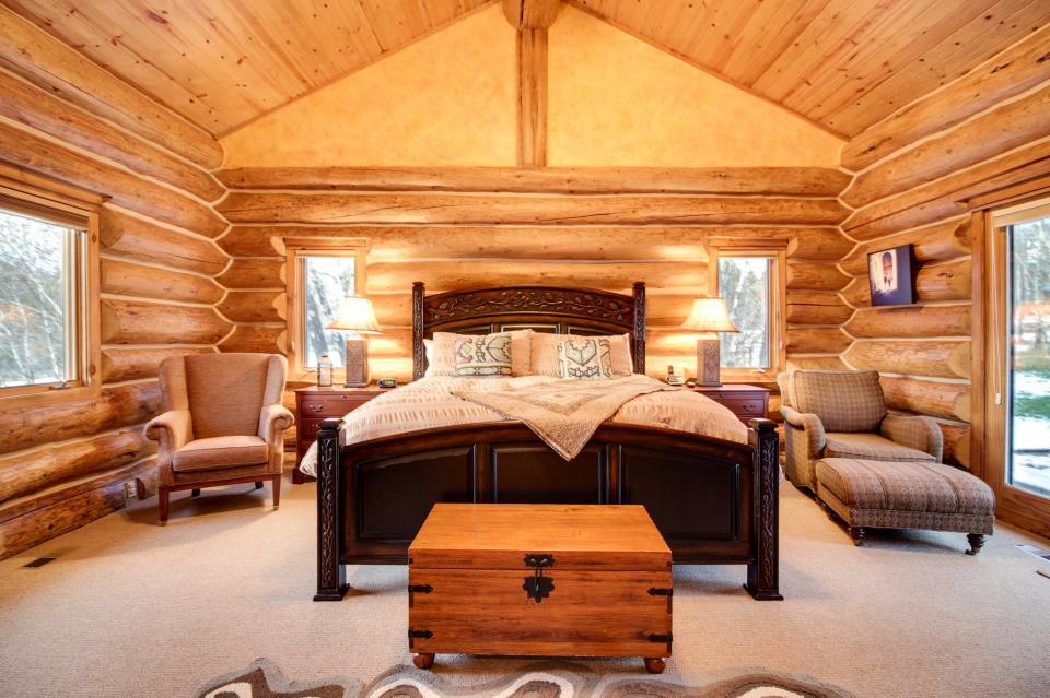 Lake Fork Lodge - McCall Vacation Rental - Photo 11