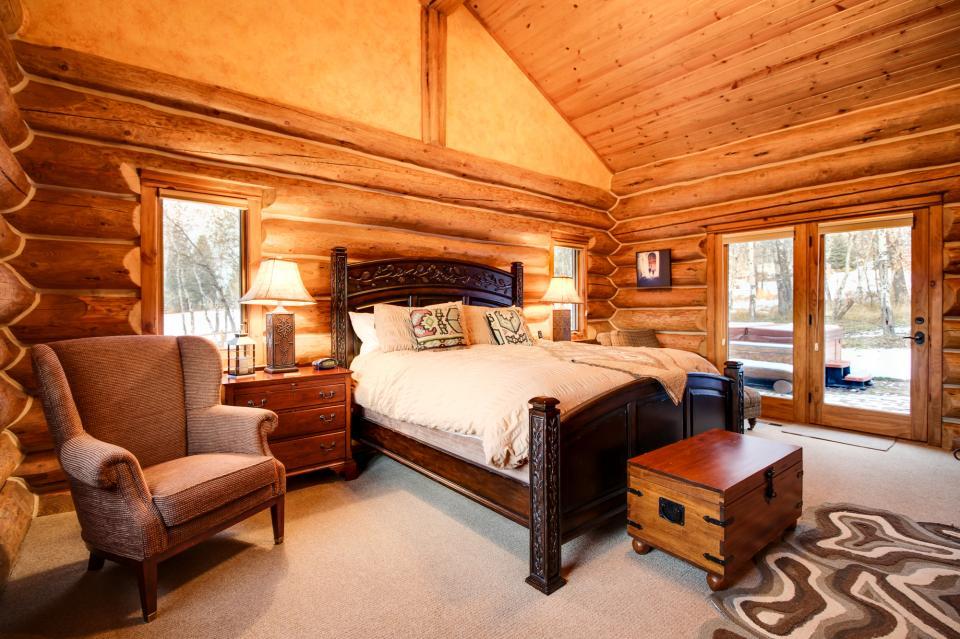 Lake Fork Lodge - McCall Vacation Rental - Photo 12