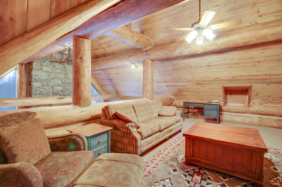 Lake Fork Lodge - McCall Vacation Rental - Photo 21