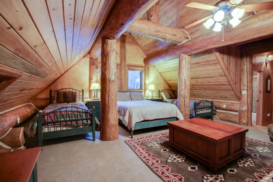 Lake Fork Lodge - McCall Vacation Rental - Photo 19