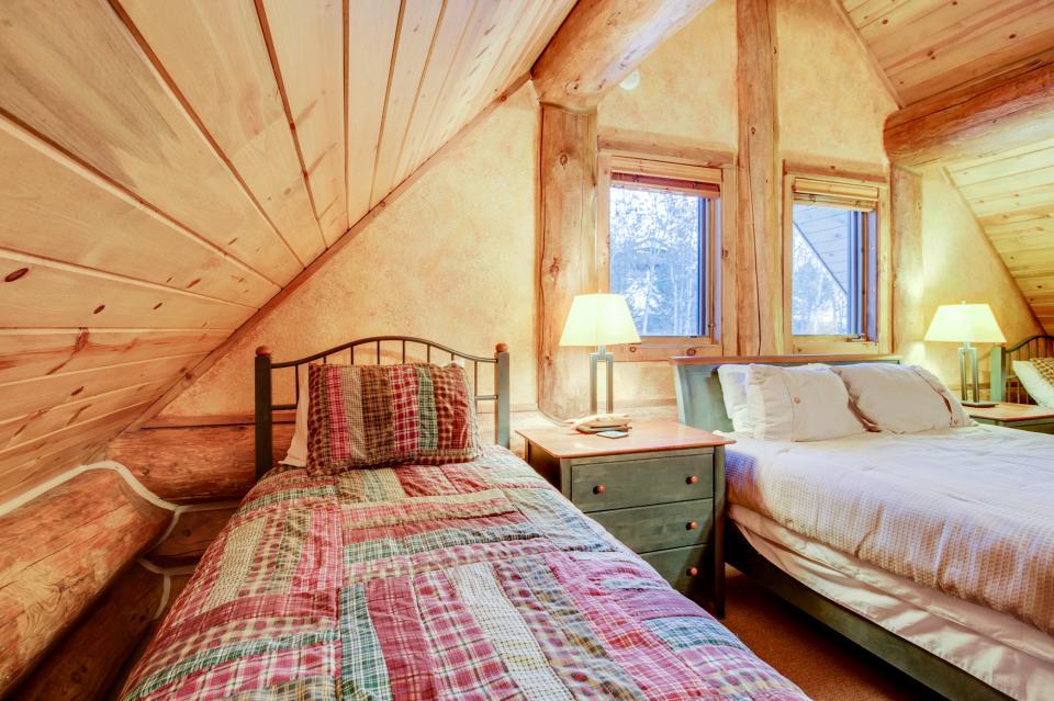 Lake Fork Lodge - McCall Vacation Rental - Photo 20