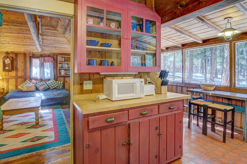 Twin Tree Lodge - Idyllwild Vacation Rental - Photo 4