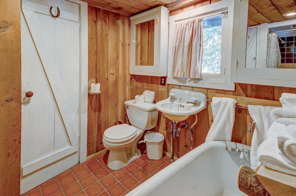 Twin Tree Lodge - Idyllwild Vacation Rental - Photo 18