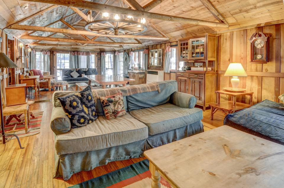 Twin Tree Lodge - Idyllwild Vacation Rental - Photo 19