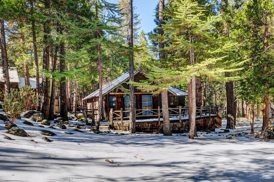 Twin Tree Lodge - Idyllwild Vacation Rental - Photo 26
