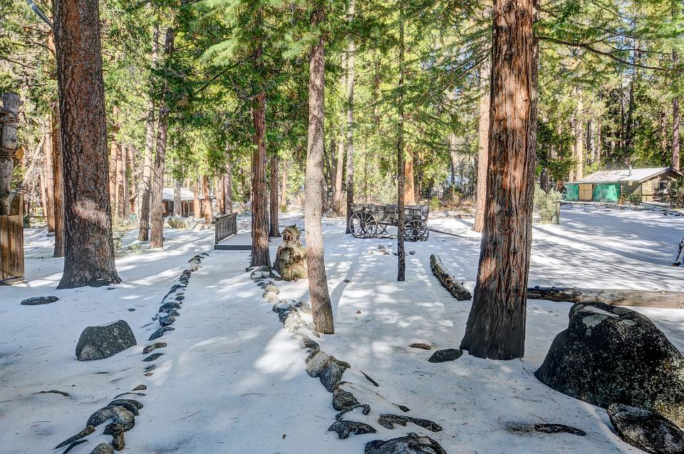 Twin Tree Lodge - Idyllwild Vacation Rental - Photo 27
