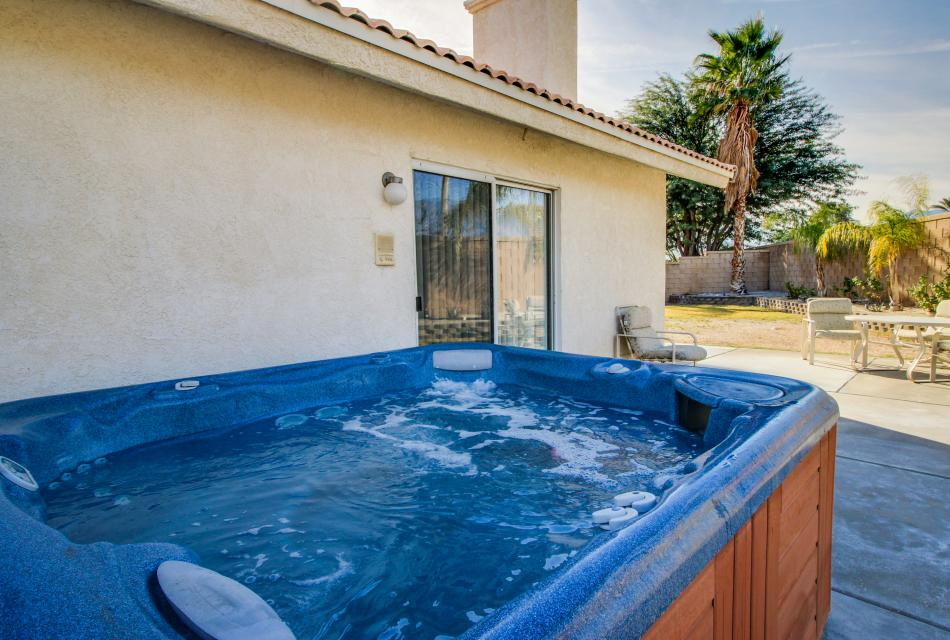 Mountain View Retreat - Cathedral City Vacation Rental - Photo 4