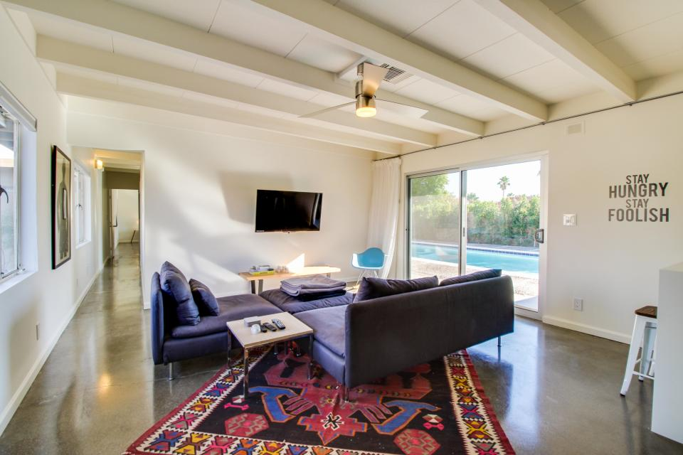 Mountainview Modernity - Palm Springs Vacation Rental - Photo 1