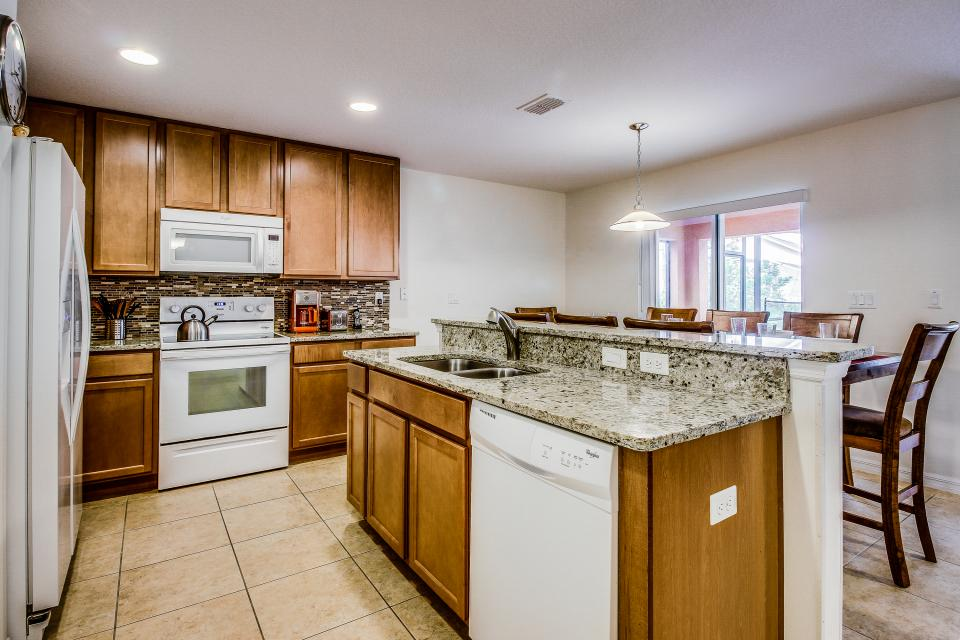 Winter Escape - Kissimmee Vacation Rental - Photo 4