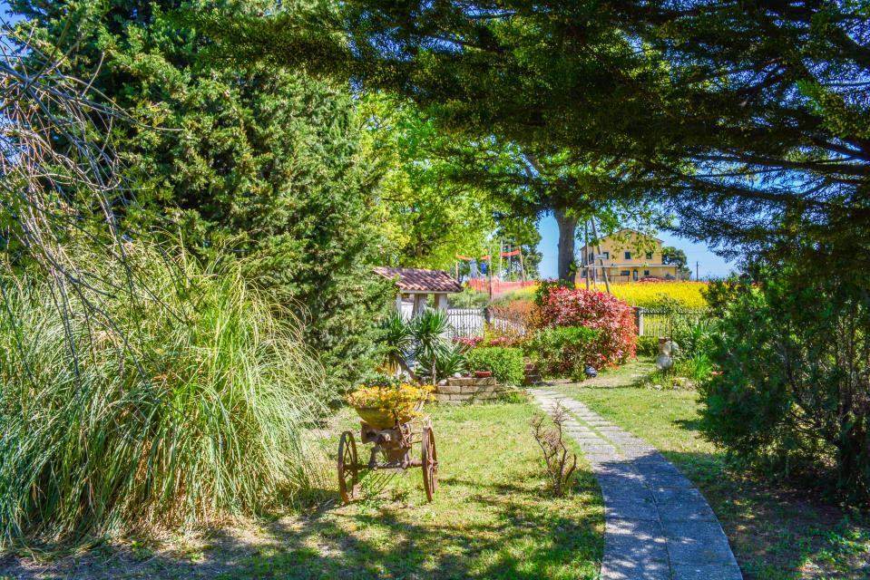 Villa UDMA - Apartment in Villa with Garden - Senigallia Vacation Rental - Photo 15