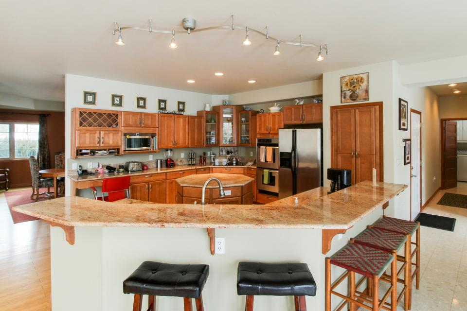 The Timberwolf on Cotton Ranch - Gypsum Vacation Rental - Photo 10