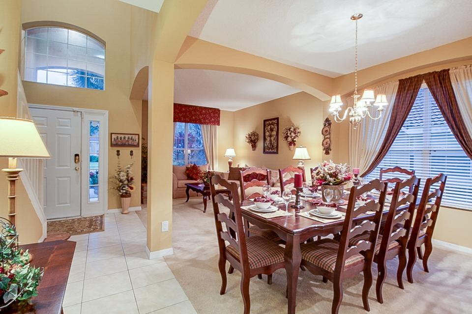 Sunset Terrace Villa - Davenport Vacation Rental - Photo 4