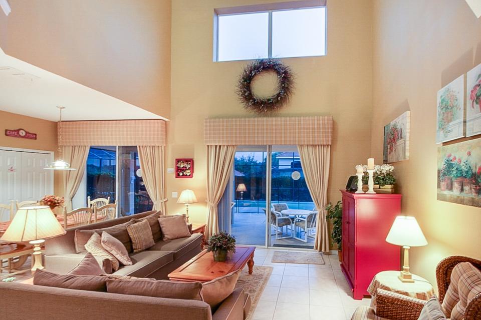 Sunset Terrace Villa - Davenport Vacation Rental - Photo 6