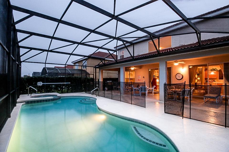 Sunset Terrace Villa - Davenport Vacation Rental - Photo 42