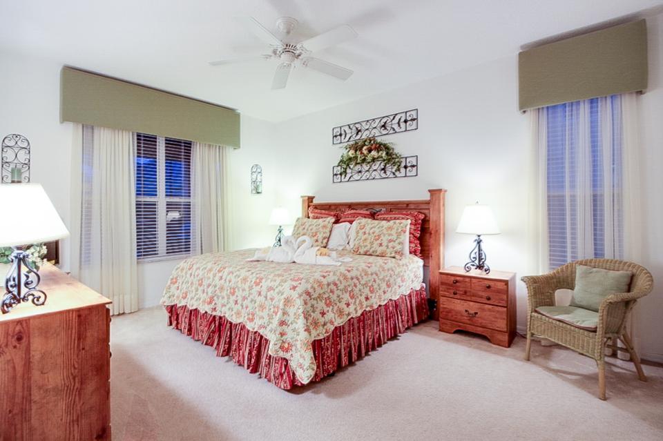 Sunset Terrace Villa - Davenport Vacation Rental - Photo 14