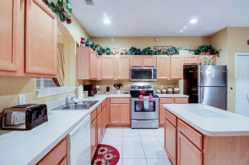 Sunset Terrace Villa - Davenport Vacation Rental - Photo 8