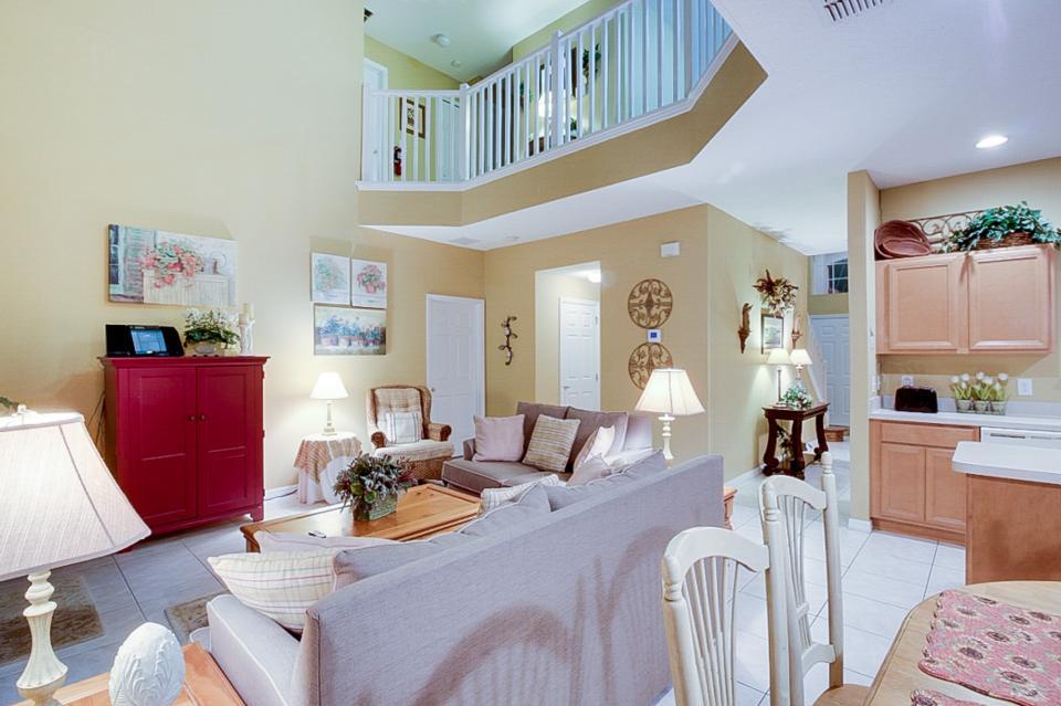 Sunset Terrace Villa - Davenport Vacation Rental - Photo 10