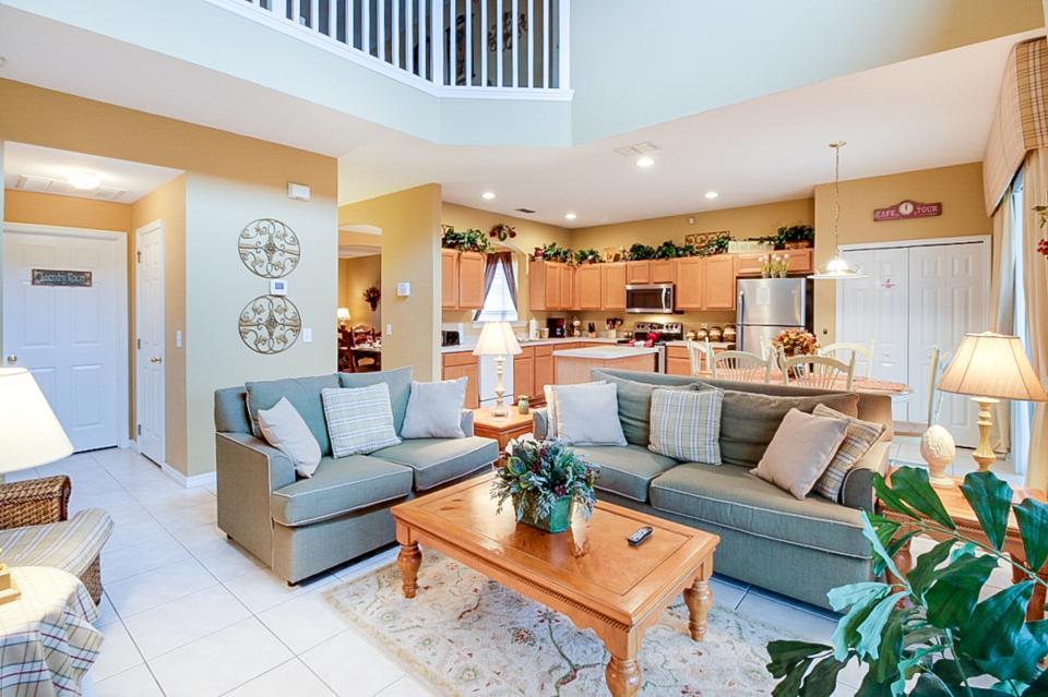 Sunset Terrace Villa - Davenport Vacation Rental - Photo 7