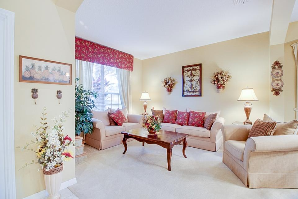 Sunset Terrace Villa - Davenport Vacation Rental - Photo 3