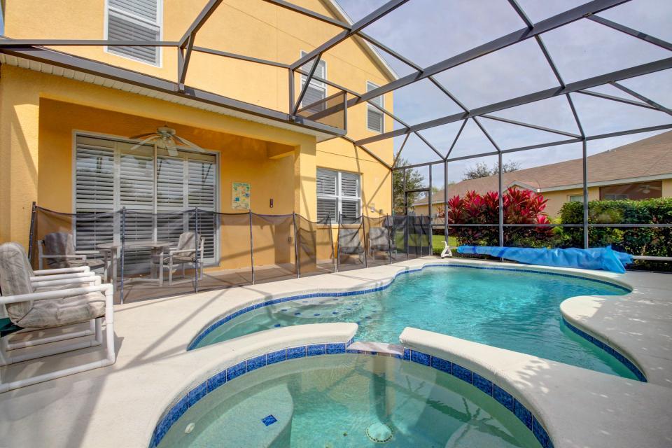 Florida Ridge Villa - Davenport Vacation Rental - Photo 1