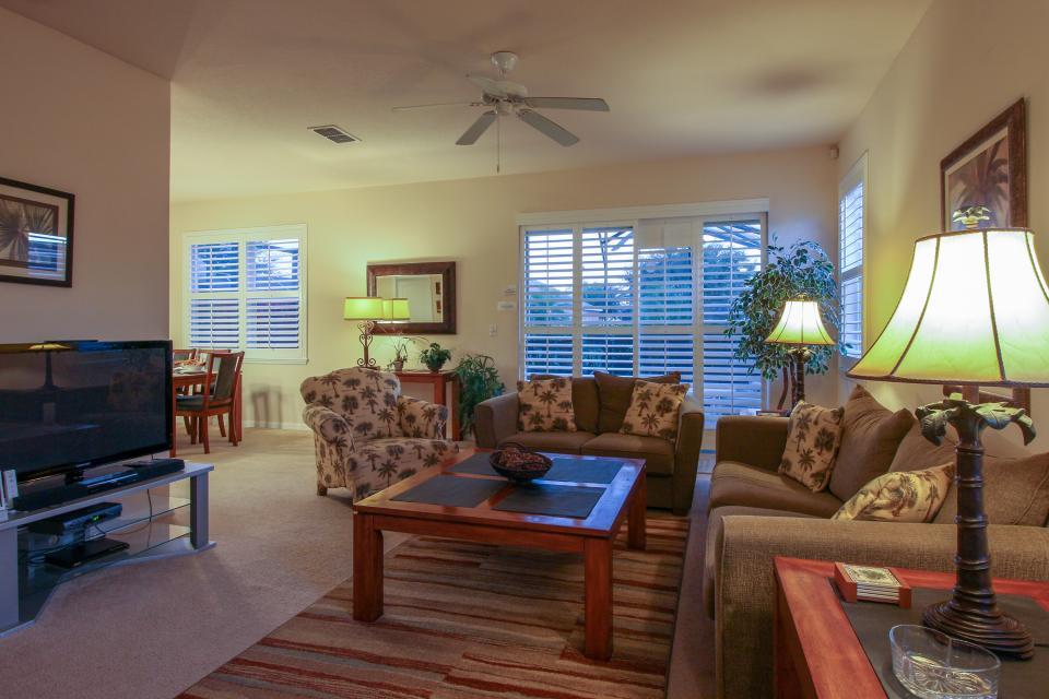 Florida Ridge Villa - Davenport Vacation Rental - Photo 4