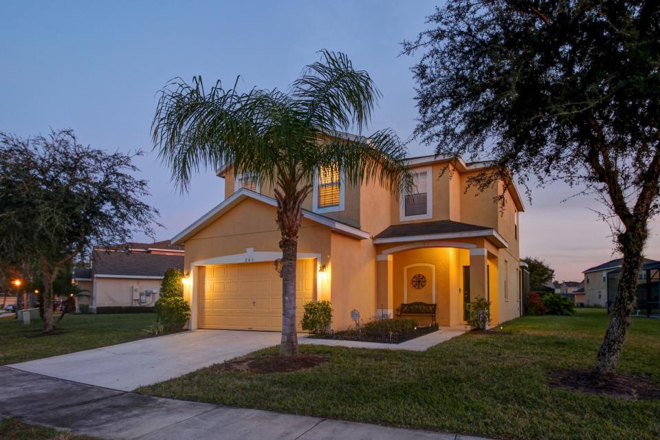 Florida Ridge Villa - Davenport Vacation Rental - Photo 24