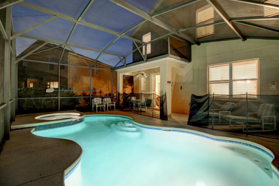 Florida Ridge Villa - Davenport Vacation Rental - Photo 25