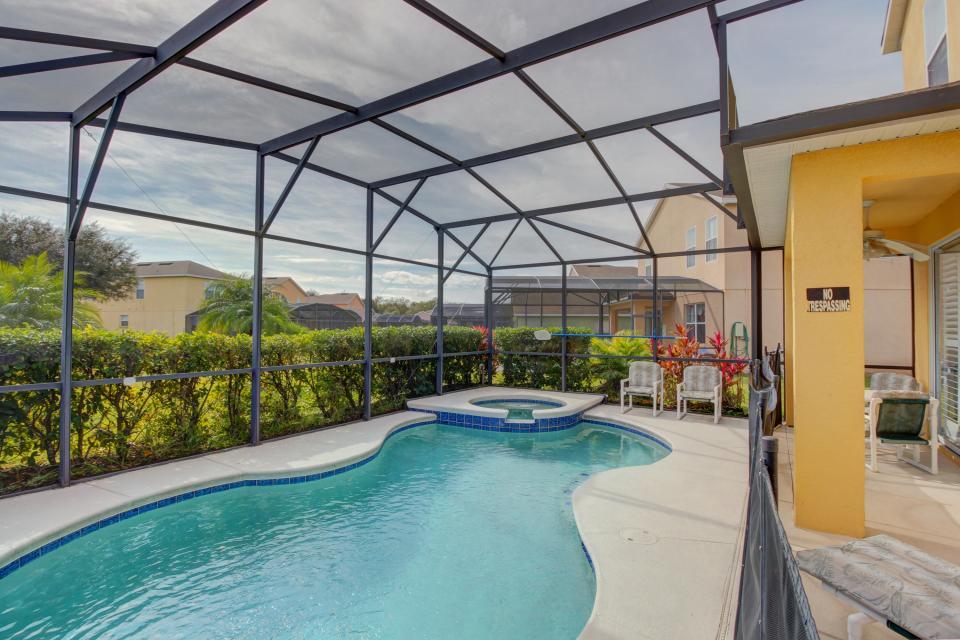Florida Ridge Villa - Davenport Vacation Rental - Photo 22