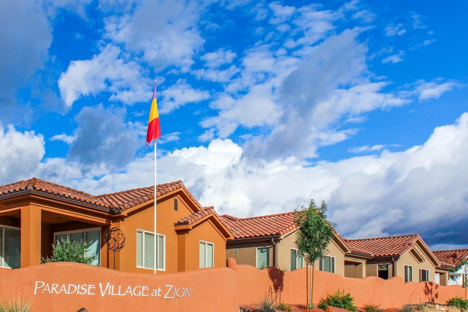 Snow Canyon View: Paradise Village #46 - Santa Clara Vacation Rental - Photo 57