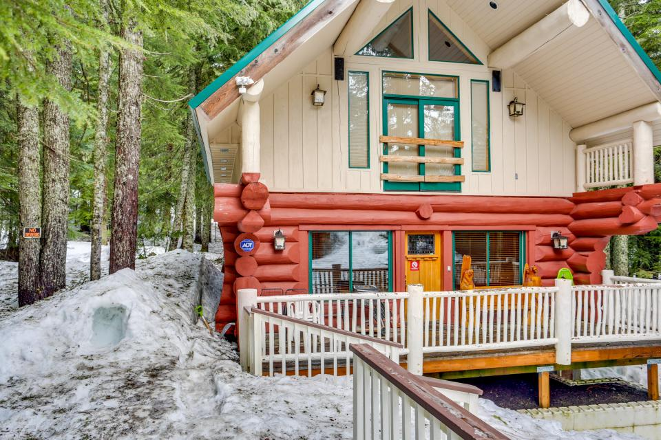 Little Bear Cabin - Government Camp Vacation Rental - Photo 26