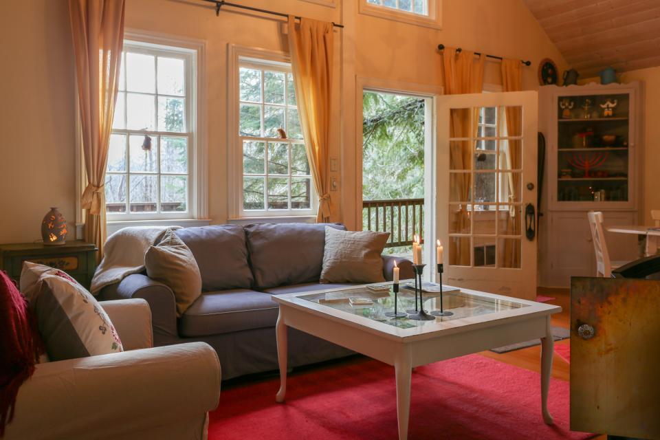 Swedish Stuga Vacation Rental - Rhododendron Vacation Rental - Photo 9