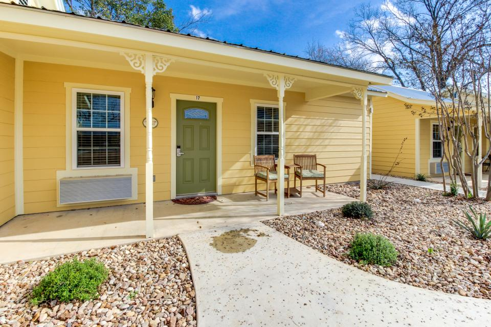 Main Street Retreat: A Chance for Romance - Fredericksburg Vacation Rental - Photo 1