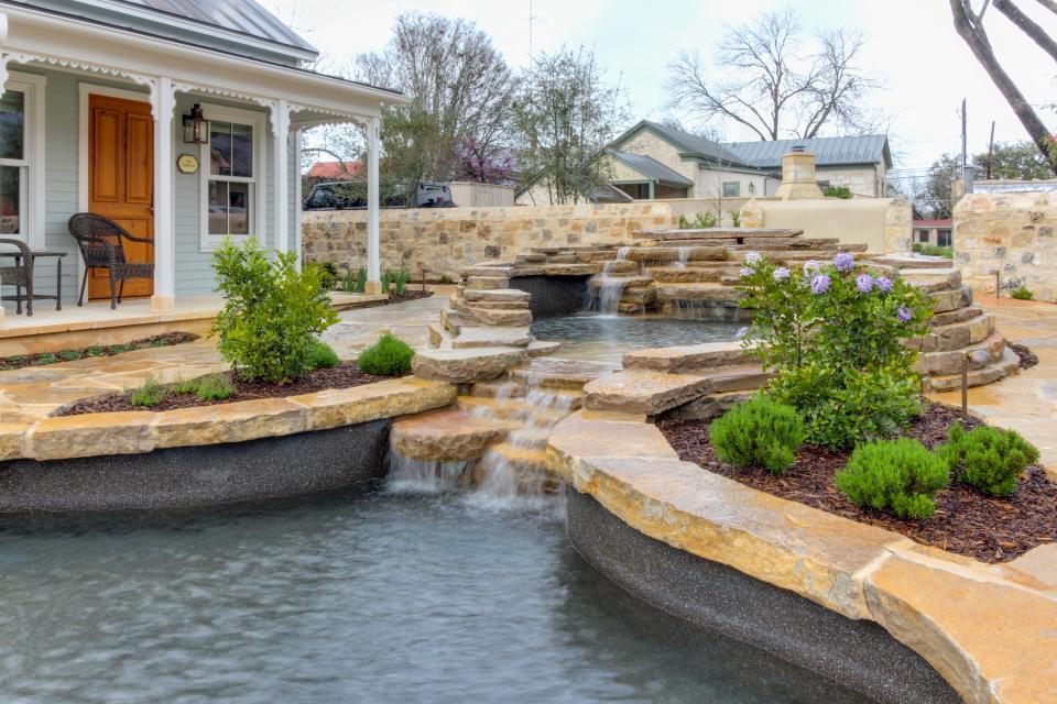 The Blacksmith Quarters on Barons Creek: The Betty - Fredericksburg Vacation Rental - Photo 18