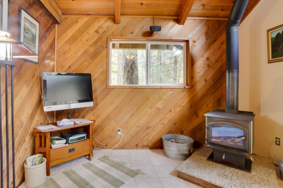Pappy's Cabin - Brightwood Vacation Rental - Photo 9