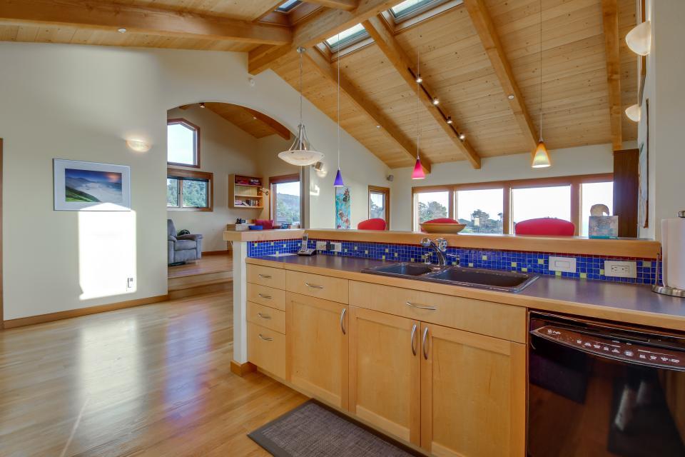 Ascona House - Sea Ranch Vacation Rental - Photo 12
