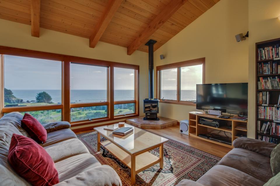 Ascona House - Sea Ranch Vacation Rental - Photo 1