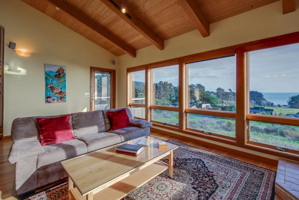 Ascona House - Sea Ranch - Take a Virtual Tour
