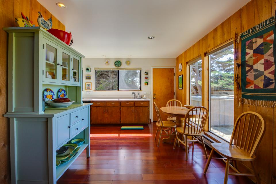 Bowsprit Retreat - Sea Ranch Vacation Rental - Photo 12
