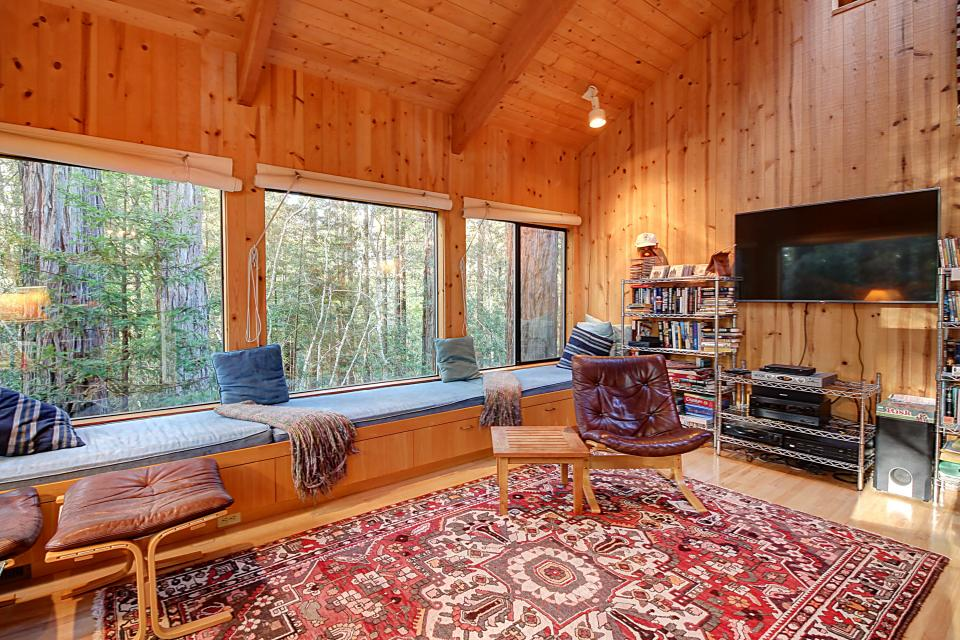 Longwell House  - Sea Ranch Vacation Rental - Photo 7