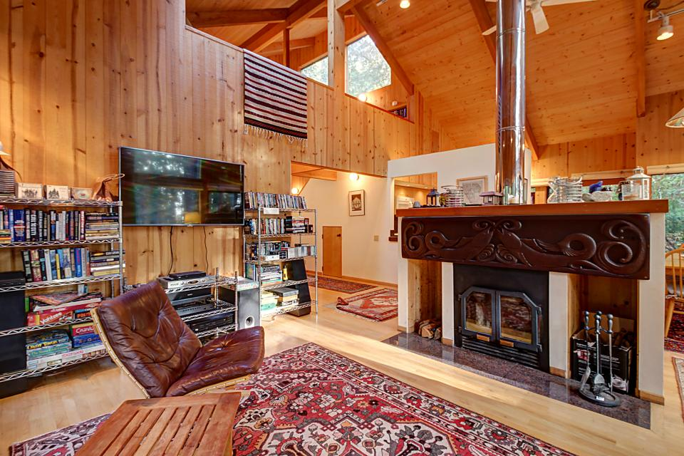 Longwell House  - Sea Ranch Vacation Rental - Photo 9