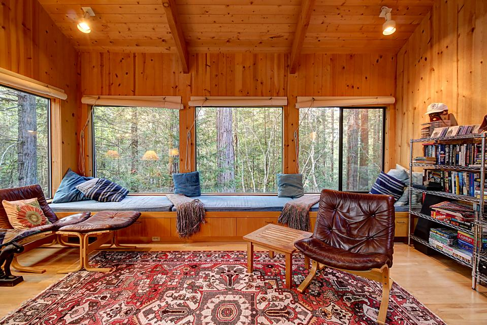 Longwell House  - Sea Ranch Vacation Rental - Photo 10