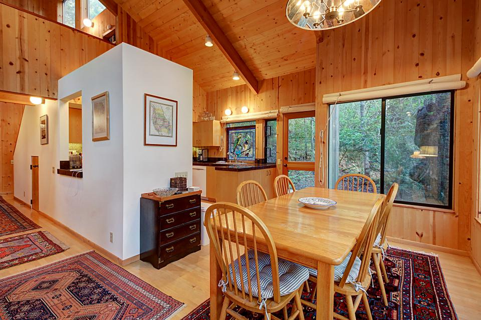Longwell House  - Sea Ranch Vacation Rental - Photo 11