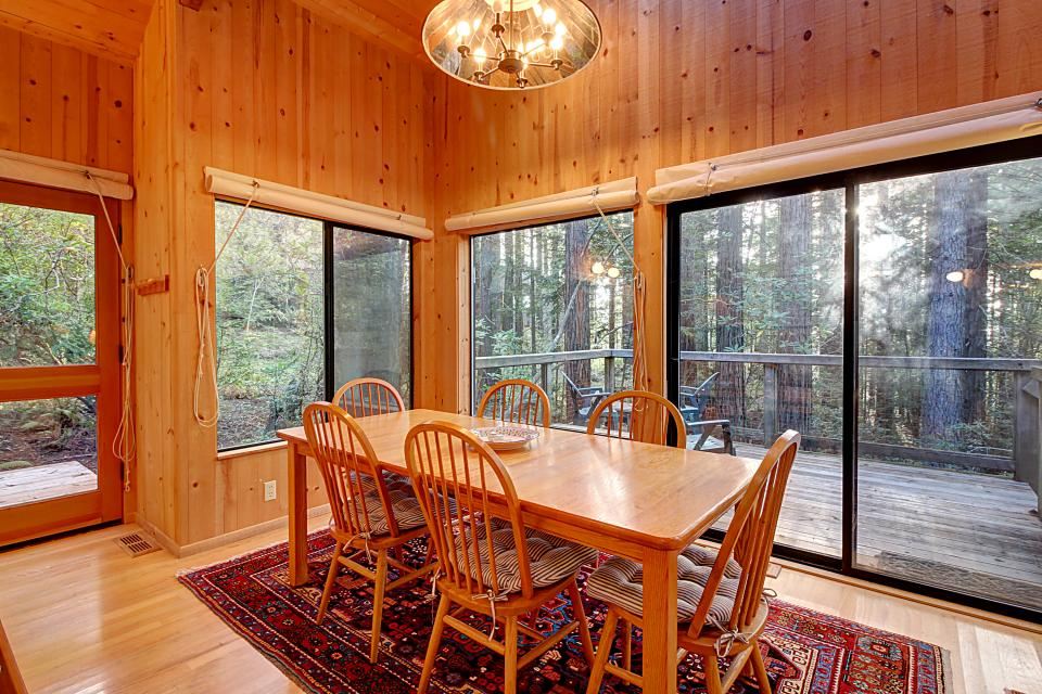 Longwell House  - Sea Ranch Vacation Rental - Photo 12
