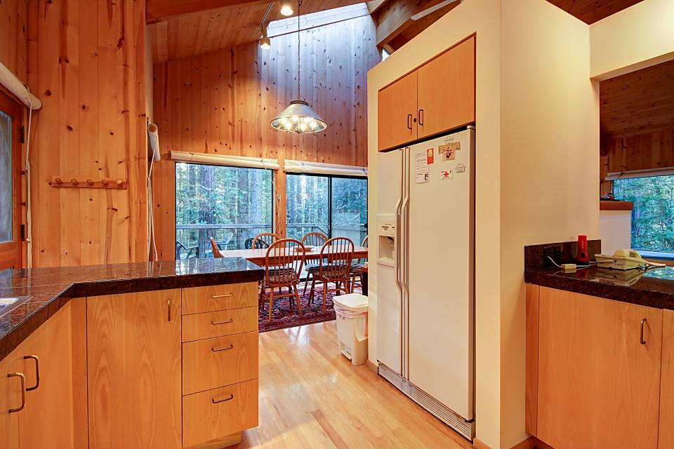 Longwell House  - Sea Ranch Vacation Rental - Photo 14