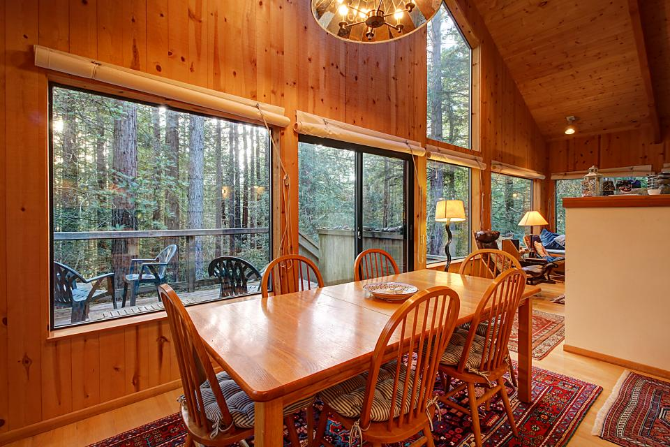 Longwell House  - Sea Ranch Vacation Rental - Photo 16