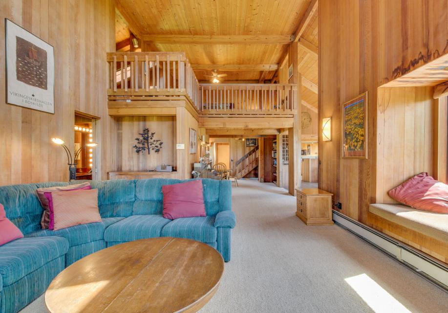 Norman House - Sea Ranch Vacation Rental - Photo 7
