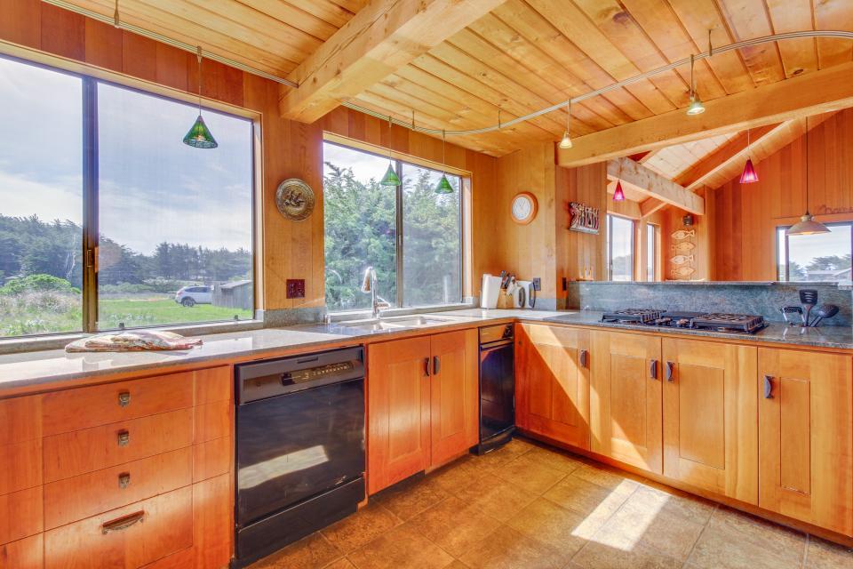 Norman House - Sea Ranch Vacation Rental - Photo 10