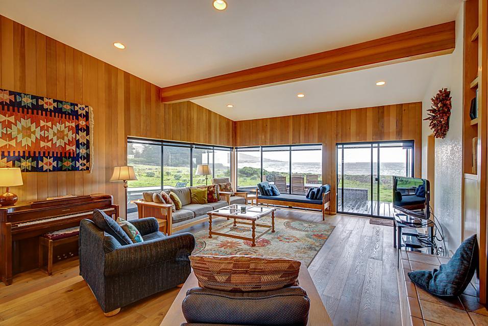 Aloha House - Sea Ranch Vacation Rental - Photo 1