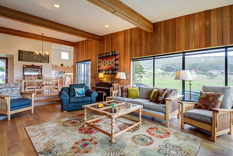 Aloha House - Sea Ranch Vacation Rental - Photo 8